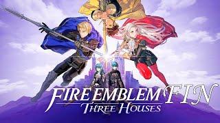 Fire Emblem: Three Houses | Directo 30 FIN | El Dragón Blanco