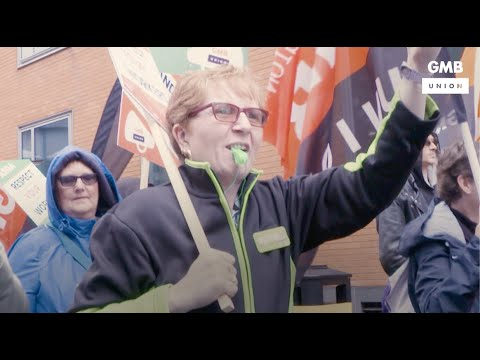 Massive victory for Asda workers | GMB Union