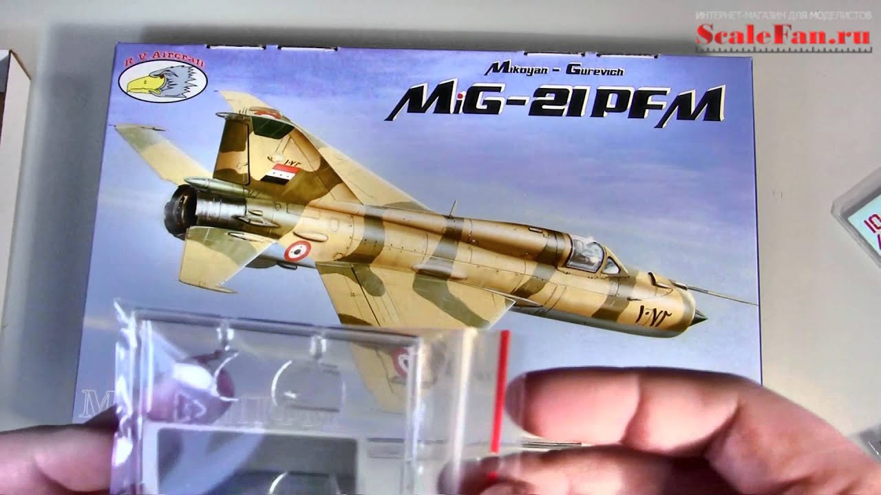 Сборная модель Zvezda Самолет Мессершмитт BF-109 F4 4806