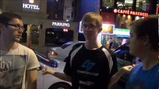A Night on the Town with CLG EU