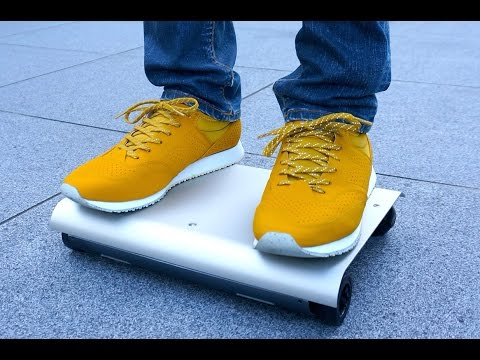 """WALKCAR"" car in a bag 
