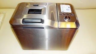 Хлебопечь BORK X800 обзор
