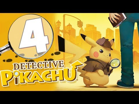 ae6bda99 LIVE] Detective Pikachu Episode 4 Mystery of the Black Shadow - YouTube