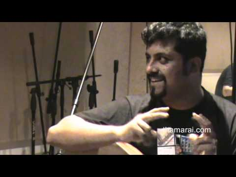 Raghu Dixit Interview - Part 1 - Thamarai