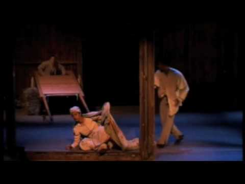 Invisible Wings excerpts (Jacob's Pillow Dance Festival 2007)