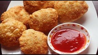 ডাল পুরির সহজ রেসিপি || Dal Puri Recipe in Bangla|| Bangladeshi Dal Puri