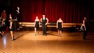 A Touch of Salsa Bachata Team | Salsa Extravaganza 2012.08.25