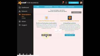 Setting Up Your Online Portal for Avast Business Security