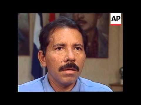 NICARAGUA: MANAGUA: MAYOR TO RUN FOR PRESIDENT