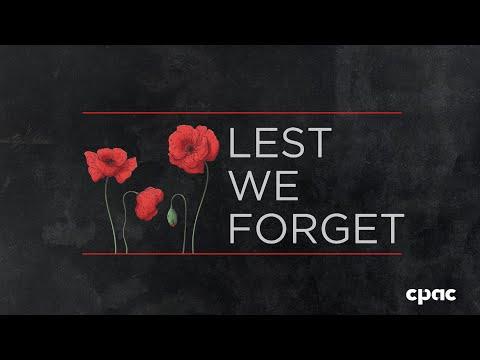 Remembrance In Canada — November 8, 2019 | Outburst
