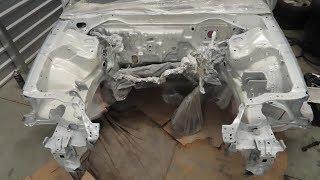 Gambar cover $30 CRX Engine Bay Paint Job