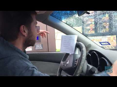 VIRAL VIDEO: Lunchbox Rapping His Drive Thru Order