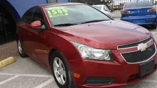 2014 Chevrolet Cruze 4dr Sdn Auto 1LT (Grand Prairie, Texas)