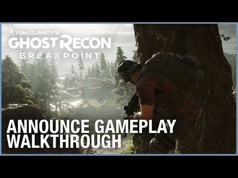 Tom Clancy's Ghost Recon Breakpoint: 4K Official Gameplay Wa
