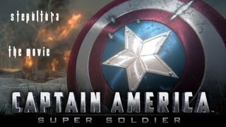 Captain America Super Soldier [Game Movie]