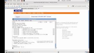 Installing JSCAPE MFT Server - RPM Linux (Fedora)