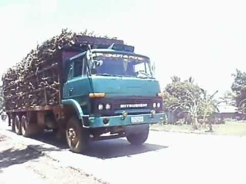 Mitshubishi Truck at Maramag Bukidnon - YouTube