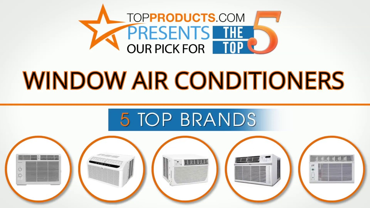 Best Window Air Conditioner Reviews 2017 – How to Choose the Best Window  Air Conditioner