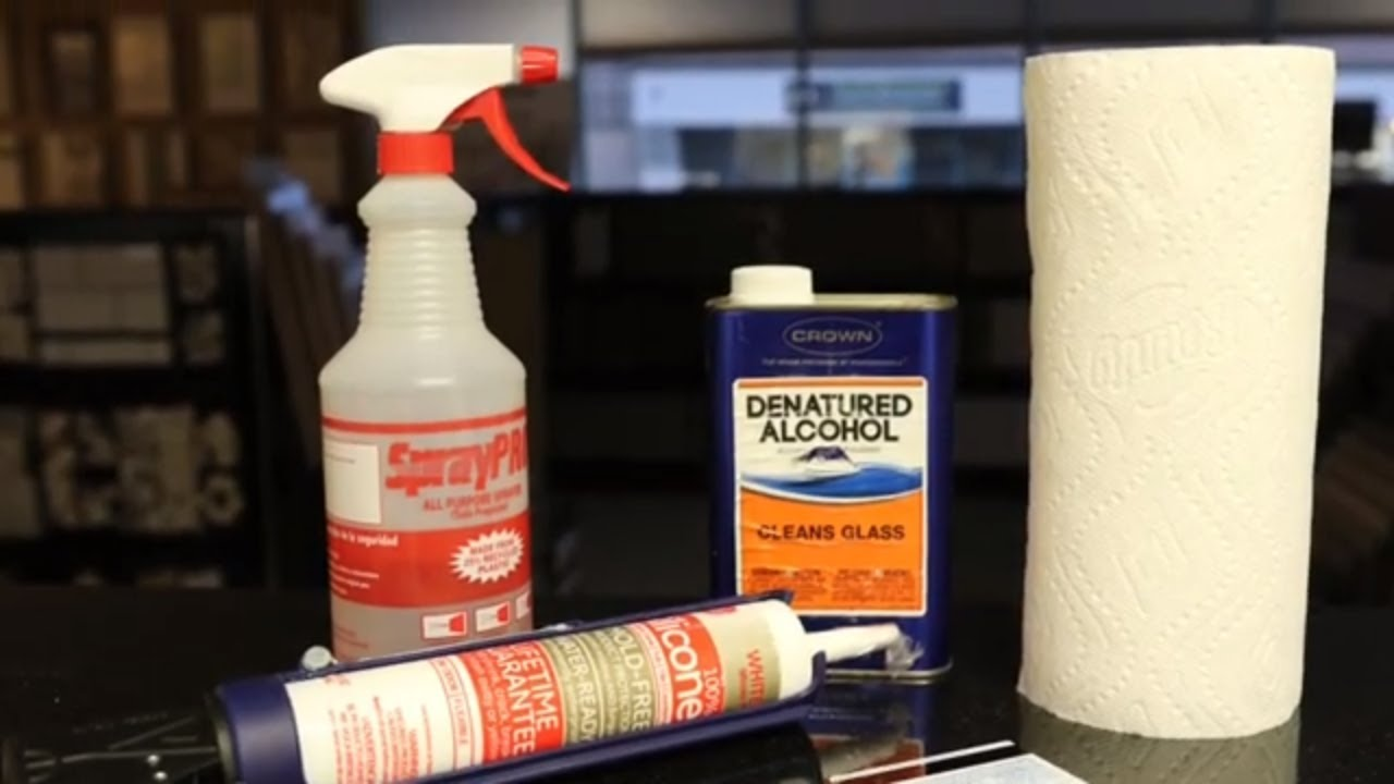 How to Caulk with Silicone - Clean, Easy and Cheap!- Tile Maintenance Tips  Episode 2