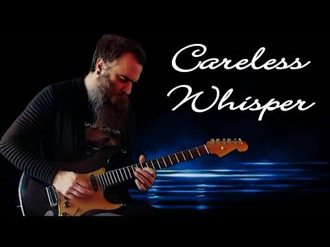 George Michael - Careless Whisper -Guitar Instrumental