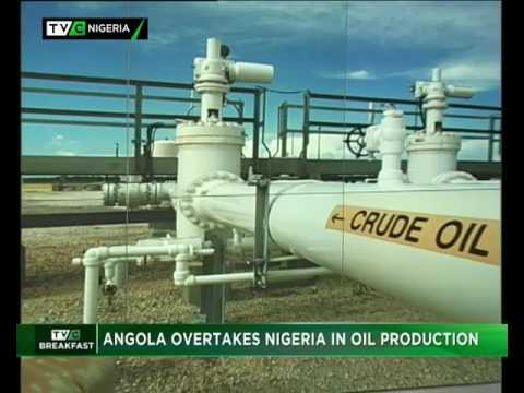 Angola overtakes Nigeria in oil production