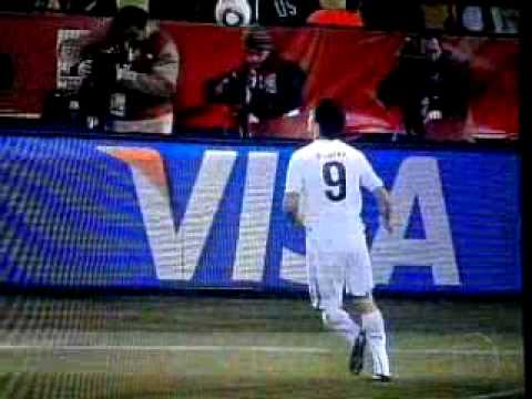 Uruguai 3 x 0 Africa do Sul - Gol de ALVARO PEREIRA - WORLD CUP 2010 SOUTH AFRICA '