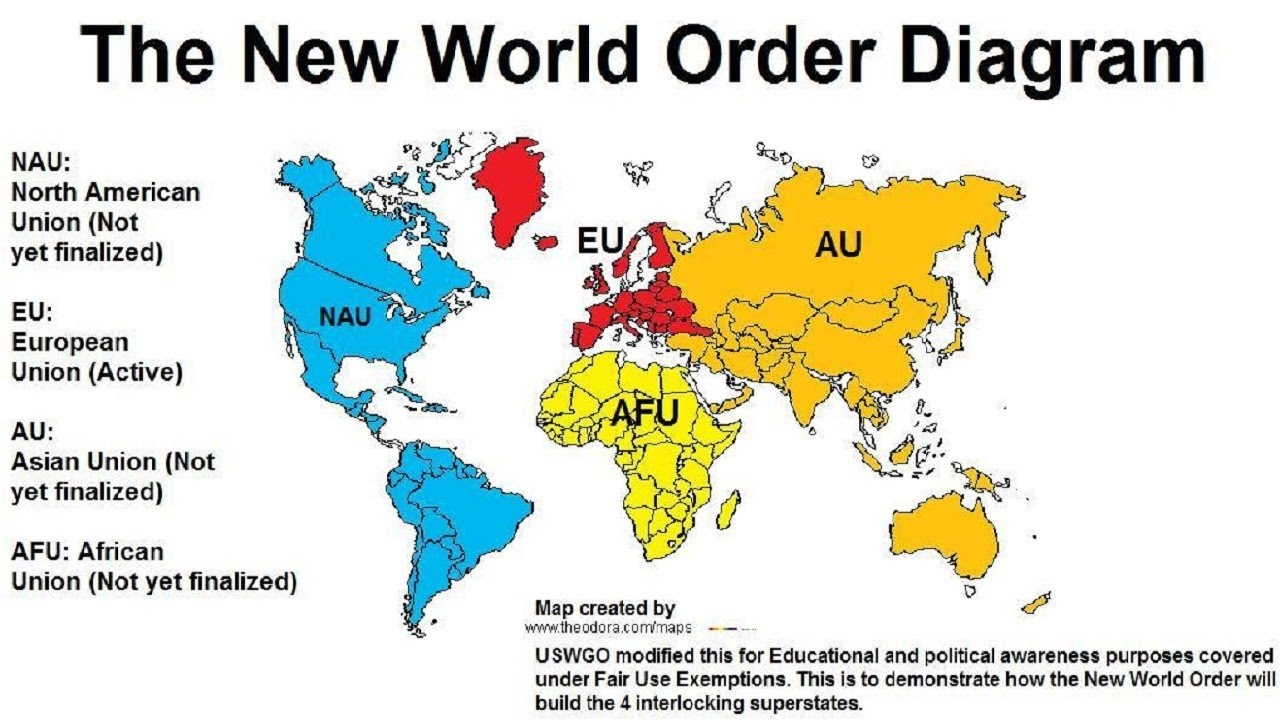 world asian order new union