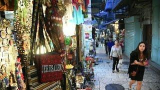 Jerusalem unrest has tourism professionals praying for calm