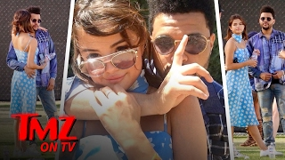 Selena Gomez And The Weeknd Out At Coachella | TMZ TV