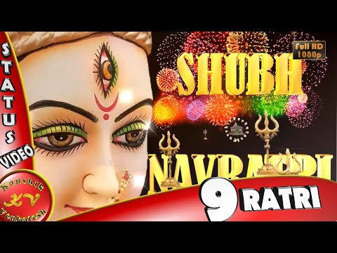 Happy Navratri Wishes Video Free Download