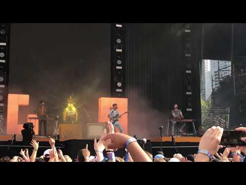 Glass Animals - Youth Lollapalooza Chicago 2017 LIVE