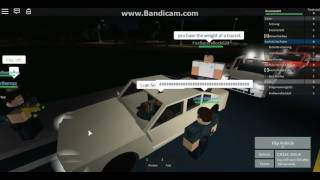 Getting pulled over cause i am black (Roblox) 2017 GONE WRONG