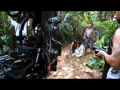Scott Claflin 'Pirates of the Caribbean: On Stranger Tides' Interview