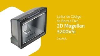 видео Сканер Datalogic Magellan 3200VSi
