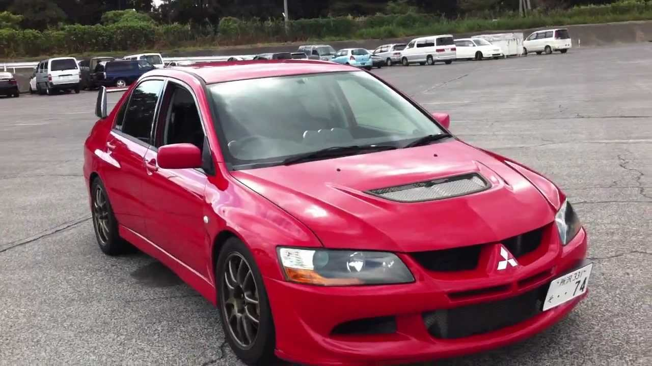 2004 mitsubishi lancer evolution 8 mr blood red rocket work wheels tons of extras youtube. Black Bedroom Furniture Sets. Home Design Ideas