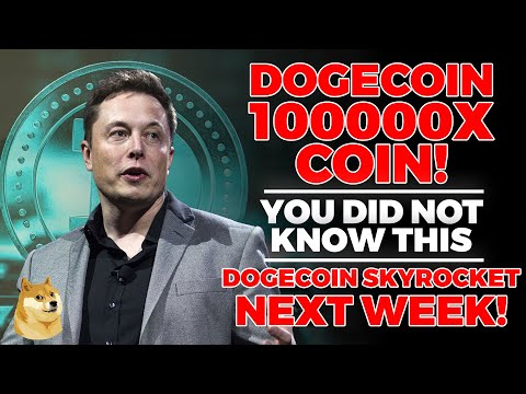 Elon Musk Will LAUNCH DOGECOIN (Dogecoin Explosion) Doge Has 1000x Potential, Dogecoin News - DOGE