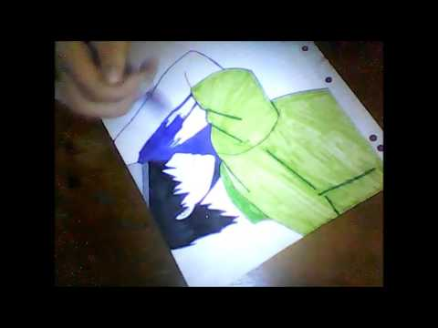 Chiba Speed Art - Assassination Classroom