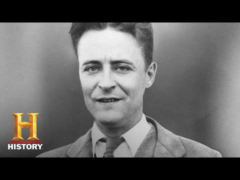 F. Scott Fitzgerald: Great American Writer - Fast Facts | History