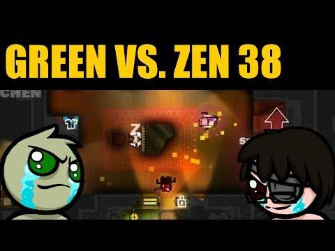 Green vs  Zen ep 36, Monaco