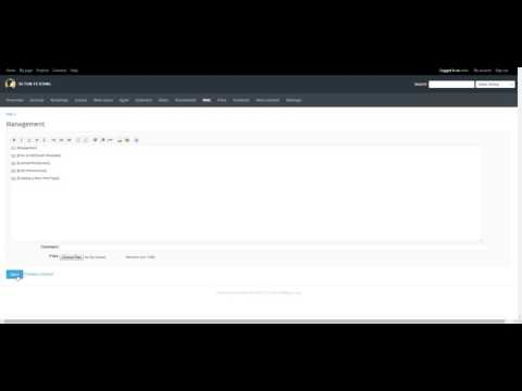 Creating a New Wiki Page - Seton Projects