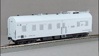 обзор масштабная модель железная дорога № 88/103 вагон агрегатный ZB-5 1:87 (bergs) modelling