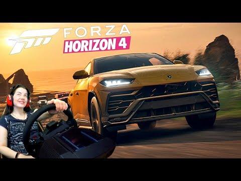 Покатушки Алины в Forza Horizon 4 thumbnail