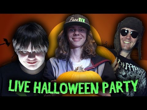 DX's Halloween Party Live