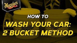 foam wash your car