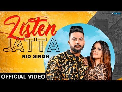 Listen Jatta Rio Singh Official Song Ravi Rbs Latest Punjabi