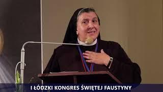 I Kongres Świętej Faustyny | Panel IV | s. Michaela Rak ZSJM