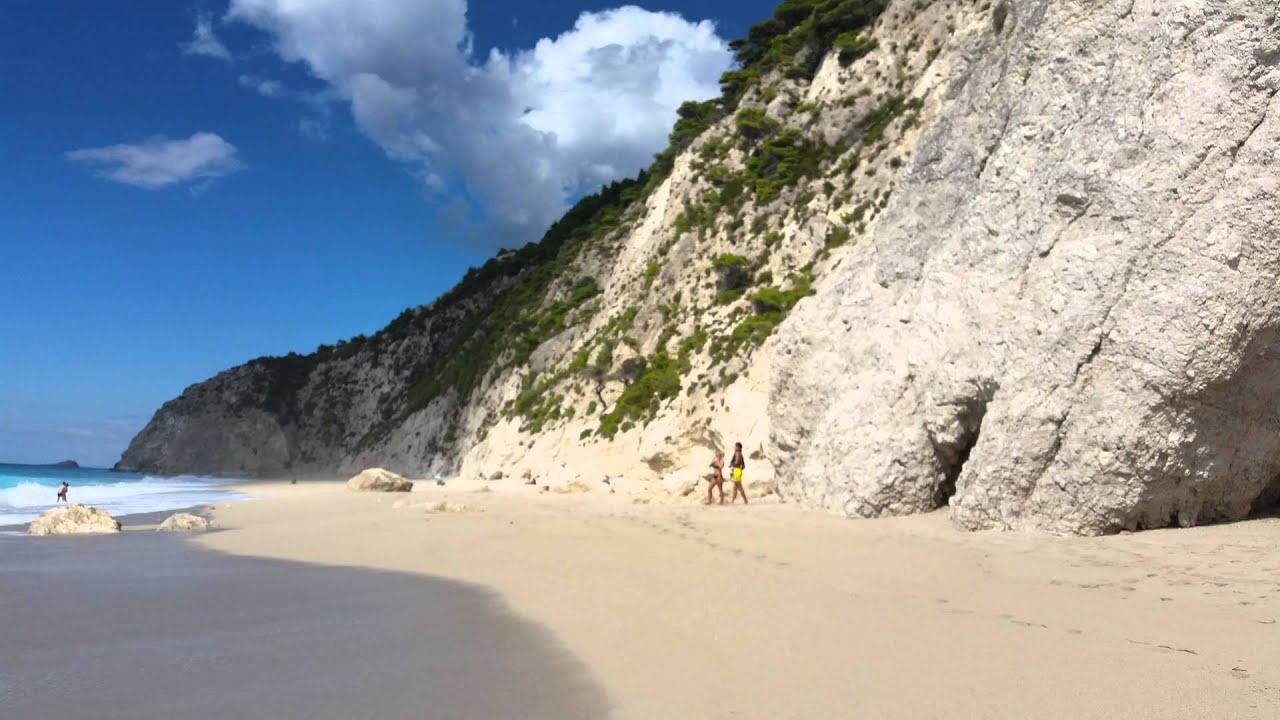 Egremni beach