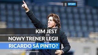 Kim jest nowy trener Legii Ricardo Sa Pinto?