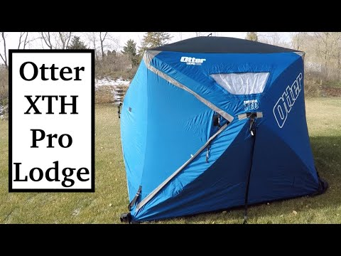 Otter XTH Pro Lodge - THERMAL ICE SHELTER