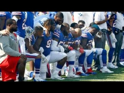 Why NFL players who kneel are not disrespecting the US